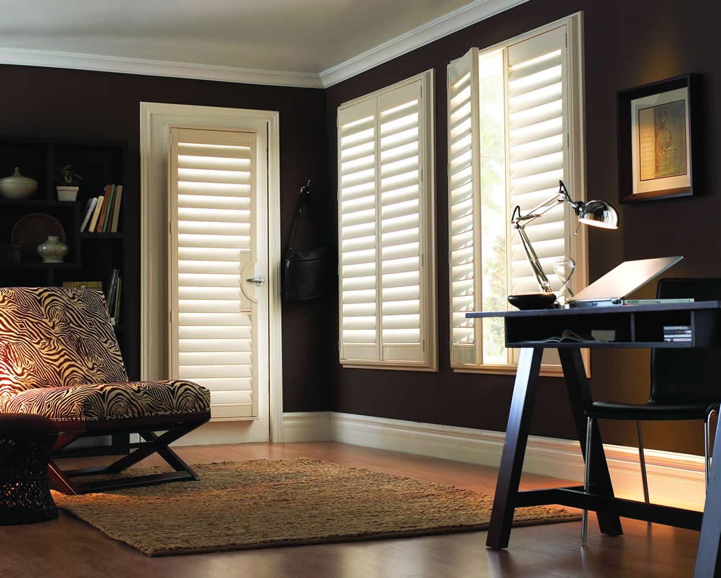 life time warranty California shutters